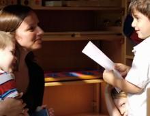 Betreuungsangebote <p> <small>Kindergarten</small>