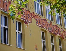 Römerschule <p> <small>Über uns</small>